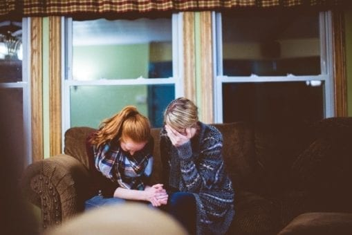 Telling parents about bulimia is essential